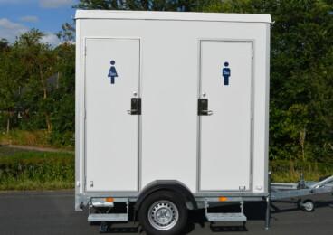Hulshorst Verhuur Toiletwagen 1-1-1